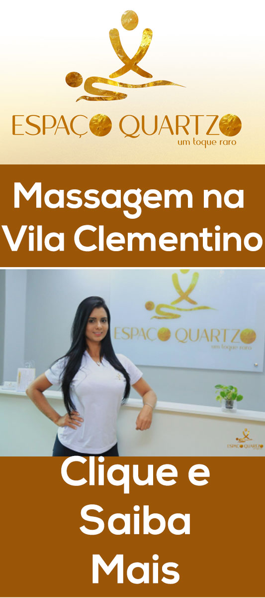 Massagistas na Vila Clementino