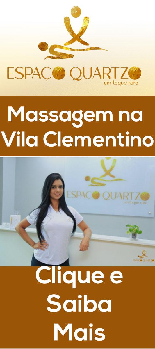 Massagistas na Vila Clementino